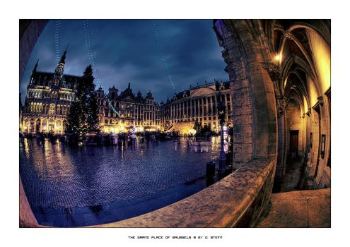 The grand place 8 by ostefn