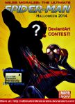 Miles Morales Halloween Contest 2014 =CLOSED= by JWBeyond