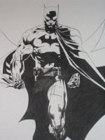 Batman by William-James