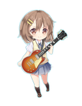 Yui chib by Crystallized-Rin