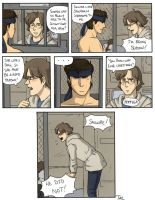 Otacon syndrome by Rayum