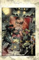 Mutants and Masterminds by ScottJames