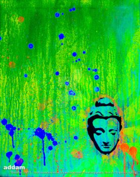 Buddha (UV light)