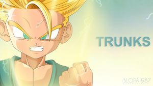 Kid Trunks by Blopa1987