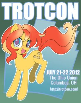 Trot Con 2012 Promo by johnjoseco