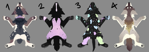 adopts open lowered by pinewoIf