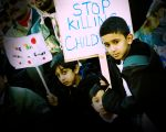 Stop Killing Children v2 by SoorPus