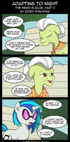AtN: The Hero In Blue -  Part 11 by Rated-R-PonyStar