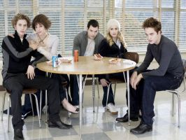 The Cullens by Anjinha-Jasmin