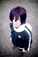 Yato by Aislou