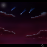 ..:Night Background FREE TO USE:.. by Zainnah