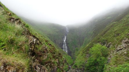 Grey Mare's Tail - Dumfries and Galloway by Auragirl360