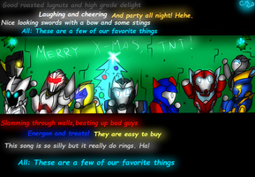 Favorite Things by The TNT by CoolflyerMizuki