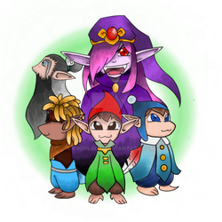 The Minish Cap by TronLogic