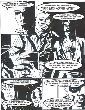 Danger and Dissonance Page 11 by Air-Raid-Robertson