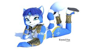 Krystal Fox by Bigjim3D