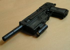Fallout 3 Pistol by DMGaina