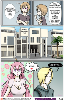 Lean on Me BL Page 44 by Yuna-Bishie-Lover