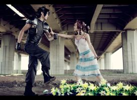 Don't step on the flowers by Narga-Lifestream