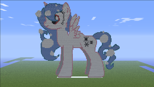 ::Gift:: Snow Belle Pixel Art by Rpshadow100