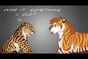 Was it something i did??  || Part 1 by Lunet12