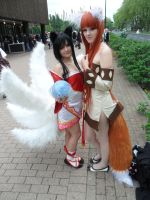 Dokomi 2013 - Epic Tails by Moeker
