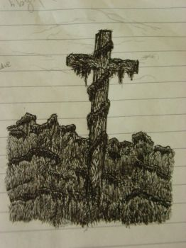 o mighty cross... by tree-bythewater