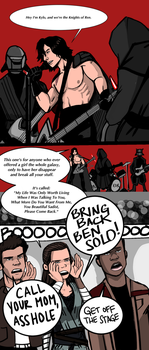 The Knights of Ren by Szikee
