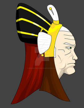 Senator Theatrice head preview by SimonsArtbookService