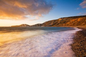 Dorset Coast by JakeSpain