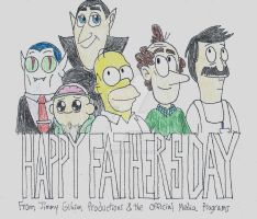 Happy Father's Day! by CelmationPrince