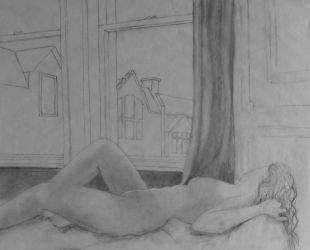 Nude Study by OrionShipworks