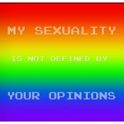 My sexuality is not defined by.... (4) by timeywimeystuff13