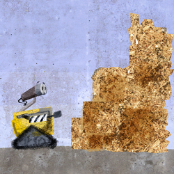 Wall-e by Kitty-Gizmo
