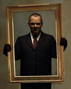 Dr. Hannibal Lecter by roboqueer