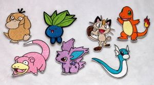 New Pokemon patches being added daily by heytherejustine