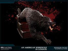An American Werewolf in London by FritoFrito