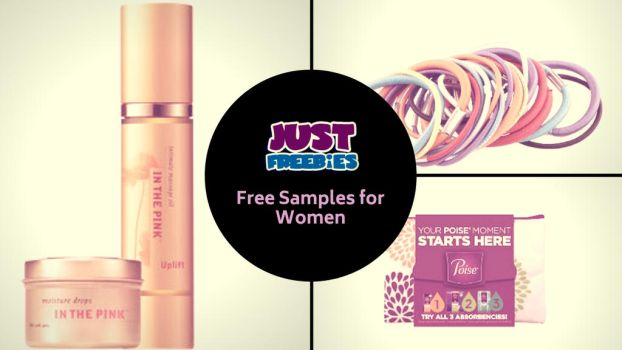 Free Samples for Women - Just Freebies by justfreebiesusa
