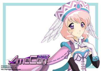 AmeCon 2012 - Cosplay Certificate 'A' by tigerangel
