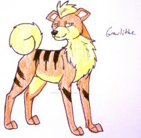 Growlithe by yugiohfreakXD