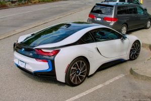 The I8 by SeanTheCarSpotter
