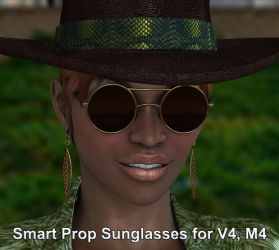 Free Sunglasses for V4, M4 by parrotdolphin
