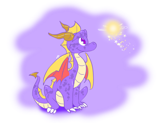 purple pal (FA) by tloztplover10