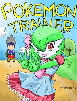 Pokemon trainer 5 ~ Cover page by MurPloxy