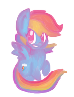Dashie by Cookie-and-her-foxes