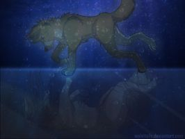 Never Let Go~ by lymewolf
