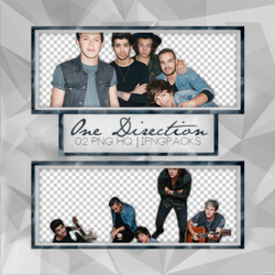 Pack Png 63// One Direction. by iPngPacks
