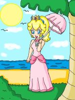 peach sunshine redone by ninpeachlover
