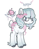 Flino species  pony | Auction | Closed by Spacei-Adopts