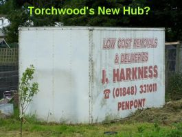 Torchwood's new hub? by o0NeonCola0o